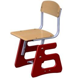 """Ученический стул """"Азбука Б"""" фанера"""