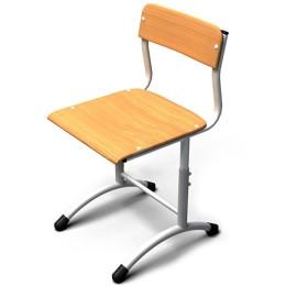 """Ученический стул """"Концепт Р"""" фанера"""